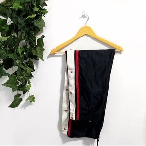 Other - 3/$25 🌵 Button Up Tear Away Track Pants